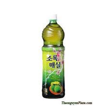 Nước mận xanh Woongjin Hàn Quốc 1,5L