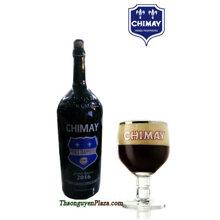 Bia Chimay xanh chai to 150cl ( 1,5L ) Chimay Pères Trappist Grand Reserve ( Bia Bỉ )
