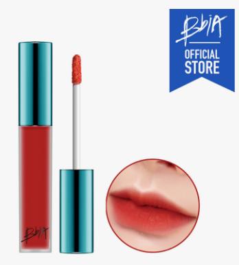 Son kem siêu lì Bbia Last Velvet Lip Tint – #04 Extra Mood 5g màu hồng gạch
