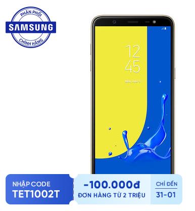 Samsung Galaxy J8 J810YF 3GB/32GB Vàng Hàng chính hãng
