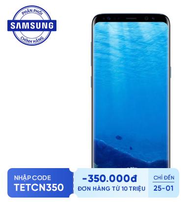 Samsung Galaxy S8 Plus G955F Xanh Hàn chính hãng