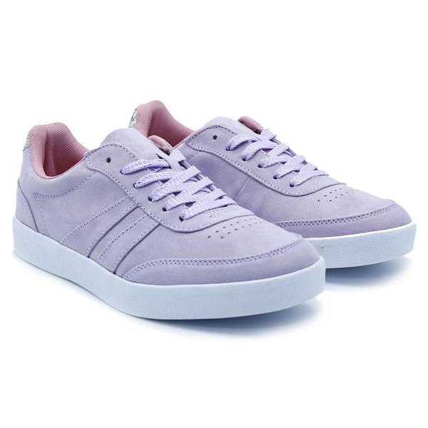 Giày thể thao nữ SPROX màu tím nhạt 388360LLC