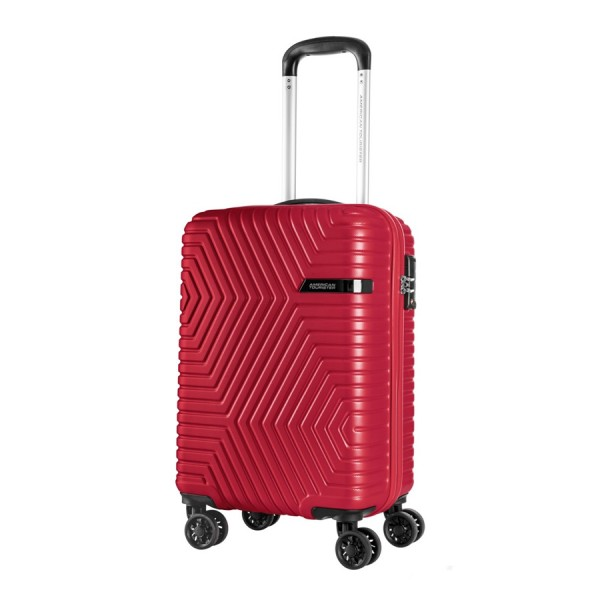 Vali American Tourister DO8*00001 At Ellen Spinner 55/20 TSA - Red