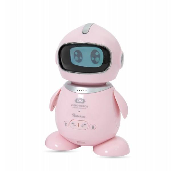 ROBOT VỪA CHƠI VỪA HỌC TIẾNG ANH CHO BÉ – KIDBO K100 Pink
