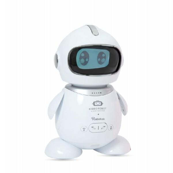 ROBOT VỪA CHƠI VỪA HỌC TIẾNG ANH CHO BÉ – KIDBO K100 White
