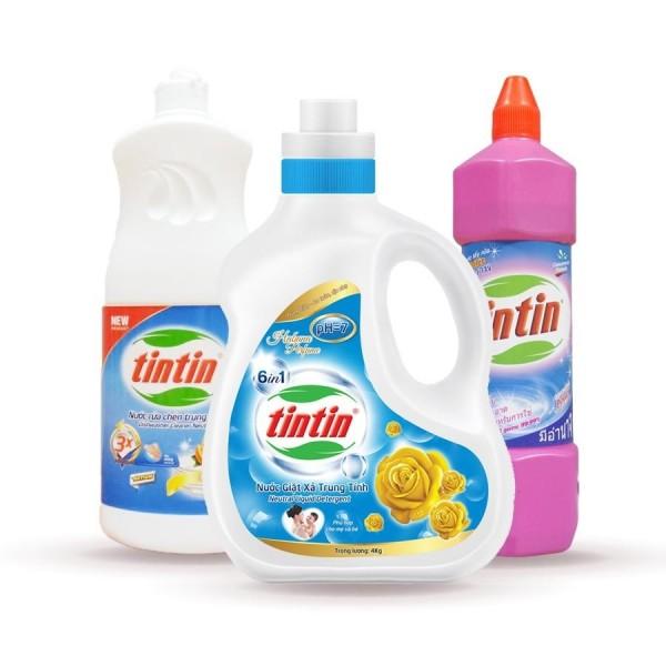 Combo chăm sóc vệ sinh nhà cửa