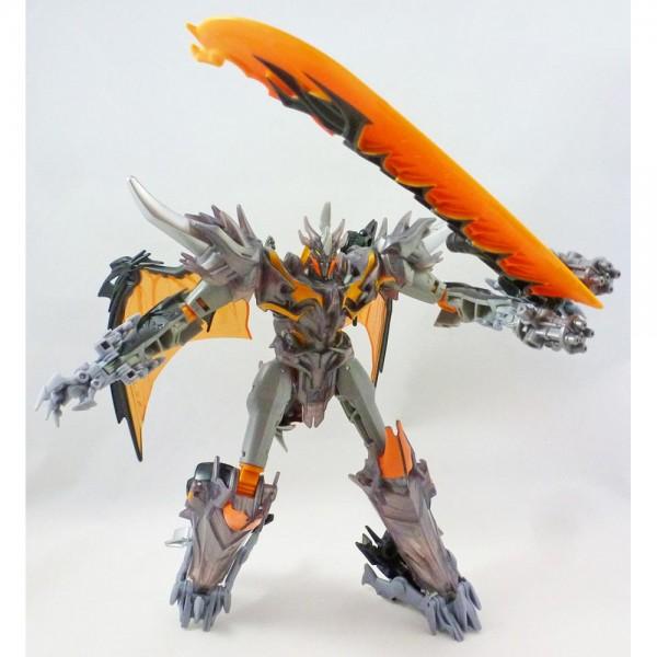 Đồ Chơi Transformer Prime Biến Hình Beast Hunters Predaking - Predacon Leader