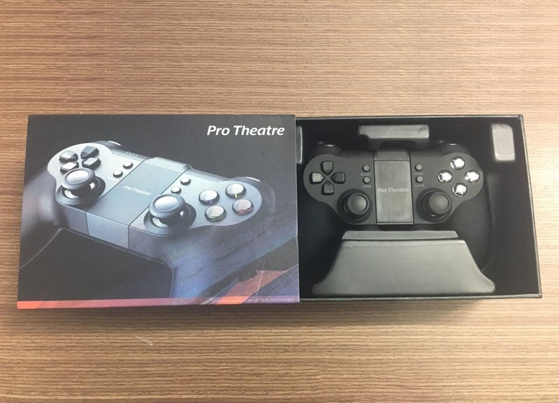 Tay Cầm Chơi Game Pro Theatre 3.0 Kết Nối Bluetooth Hỗ Trợ Android/IOS