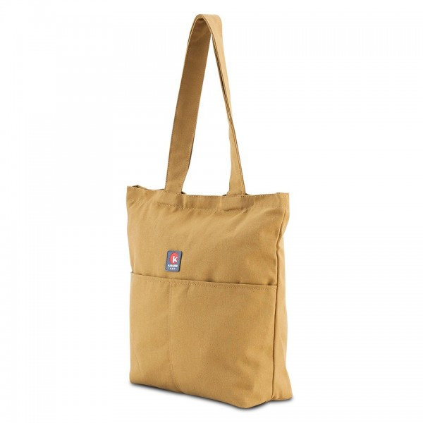 Túi Xách Kakashi Canvas Tote Bag M Yellow