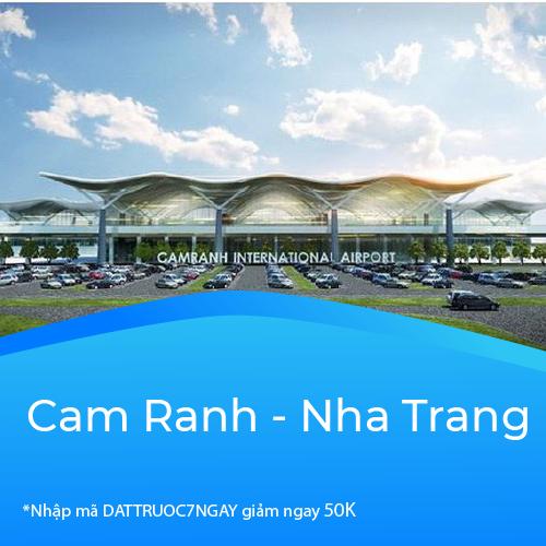 Tuyến Cam Ranh - Nha Trang