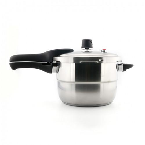 Nồi áp suất 3 đáy Inox 304 Elmich 22cm 6L EL3371 dùng bếp từ