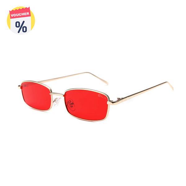 Mua ngay Voucher với giá 364.000 VND để sở hữu ngay Kính mắt nữ Thời trang cao cấp ELLY- EK72 đỏ (Giá niêm yết: 699.000 VND)
