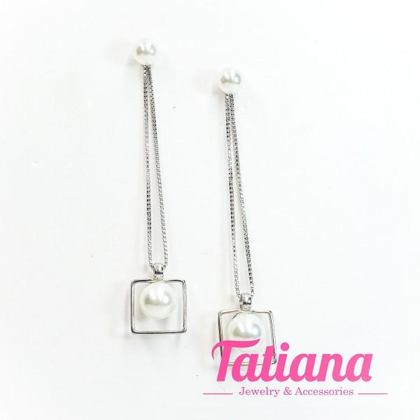 Bông Tai Glosbe Pearl - Tatiana - B2369