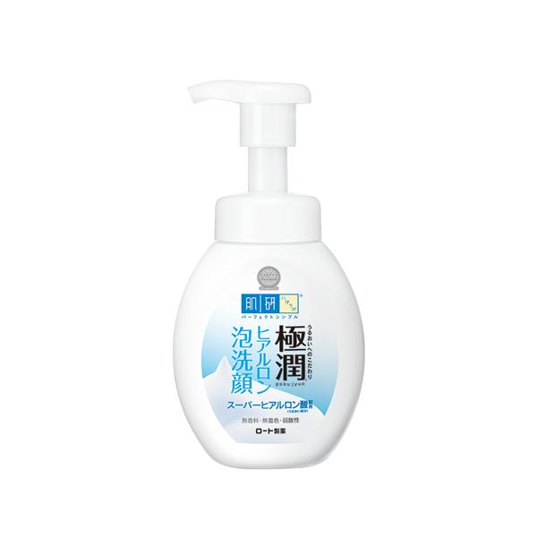 Sữa rửa mặt tạo bọt Hada Labo dành cho da khô 160ml