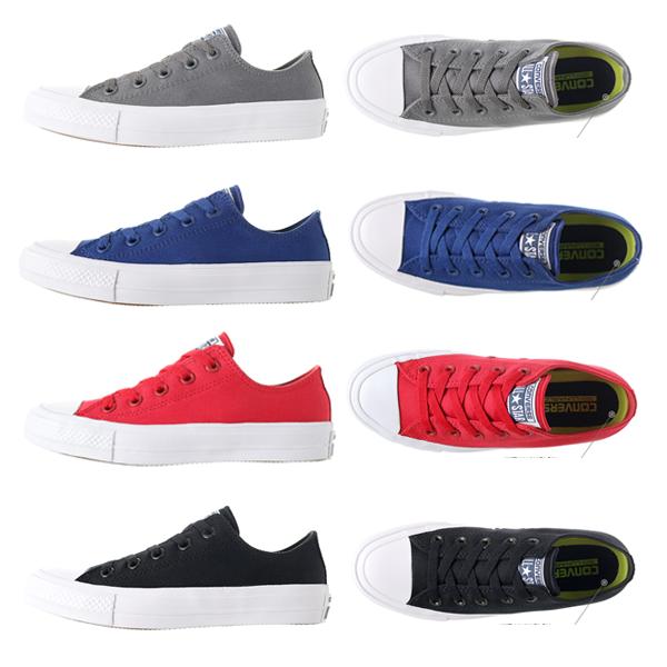 Bộ sưu tập giày Converse Chuck Taylor 2 Low