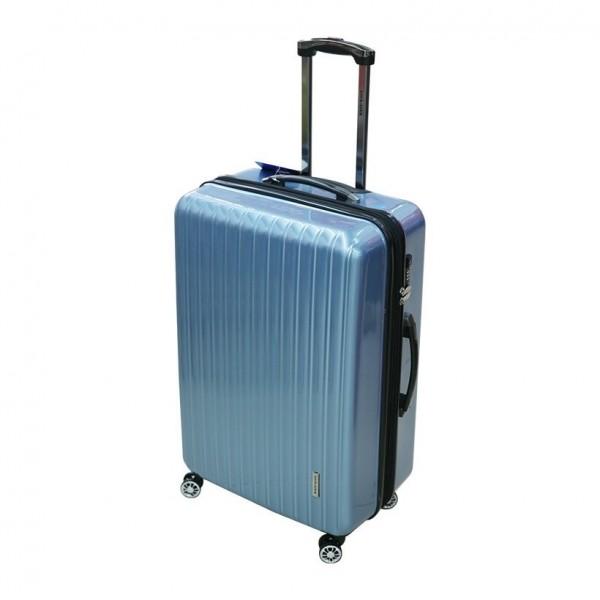 Vali du lịch Lock&Lock Travel Zone LTZ995LBTSA 24 inch khóa TSA màu xanh Hàng chính hãng