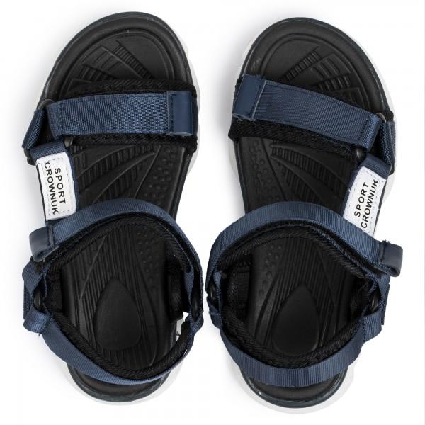 SANDAL BÉ TRAI CrownUK Active Sandals CRUK530 màu xanh navy