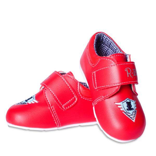 Giày tập đi Royale Baby Fashion Shoes 051_1011 màu Đỏ