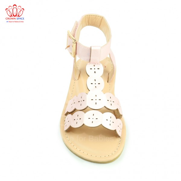 Sandals bé gái Crown UK Princess Sandals CRUK7013 màu Hồng
