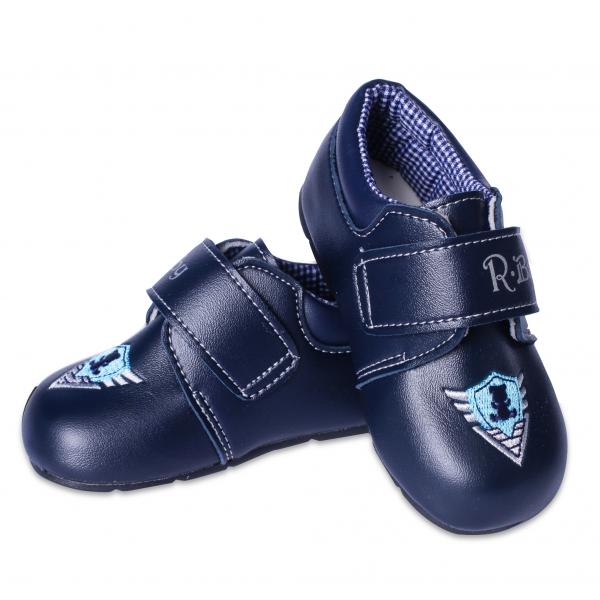 Giày tập đi Royale Baby Fashion Shoes 051_1011 màu Xanh navy