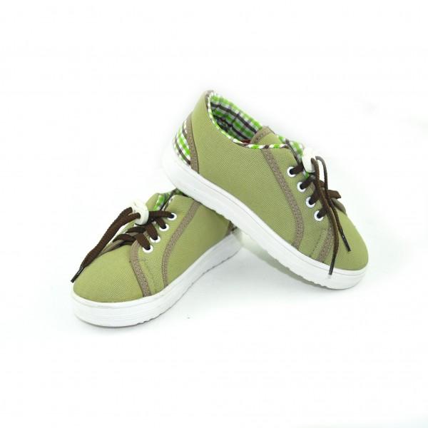 Giày thể thao cho bé Royale Baby Children Dynamic Shoes 132_750 màu Khaki