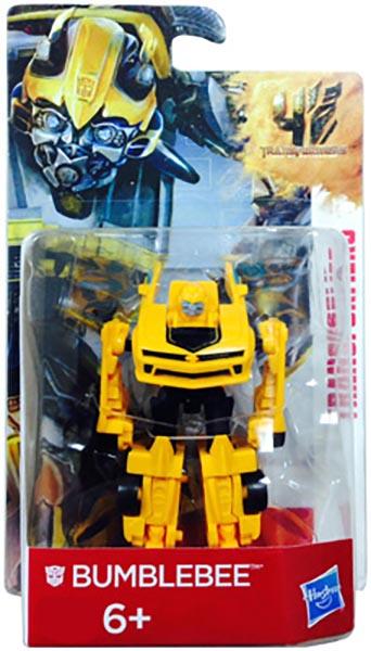 Đồ chơi Robot Transformers Age of Extinction Mini - Bumblebee Box