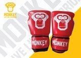 Găng Boxing Monkey màu đỏ