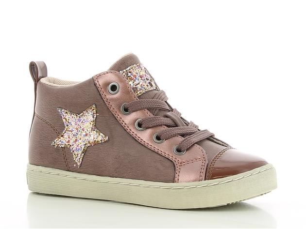 Giày Sneaker bụi bặm cho bé SPROX High Sneaker C287521 màu hồng