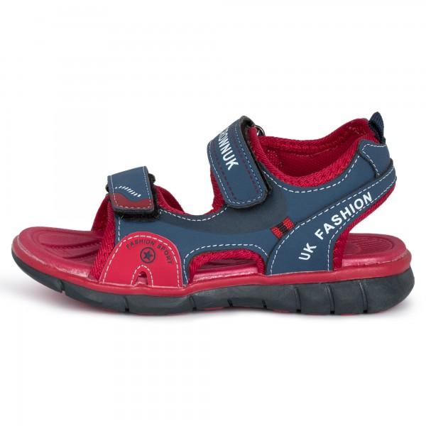 SANDAL BÉ TRAI CrownUK Active Sandals CRUK522 màu xanh navy
