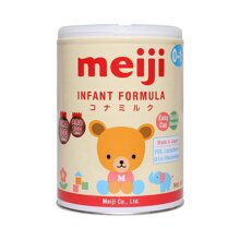 Sữa Meiji Infant Formula EZcube Nhật Bản 800g (Cho bé 0 - 12 tháng)