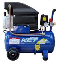 Máy nén khí mini 1/2 HP KCT KCT24 - dung tích 24 lít