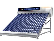 Máy nước nóng năng lượng mặt trời Thái dương năng Gold 24 ống F58 - 240 lít