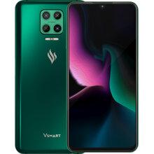 Điện thoại Vsmart Aris (6GB/64GB) Lục cực quang