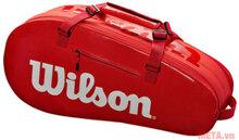 Túi tennis Wilson Super Tour 2 Comp Large Red WRZ840809