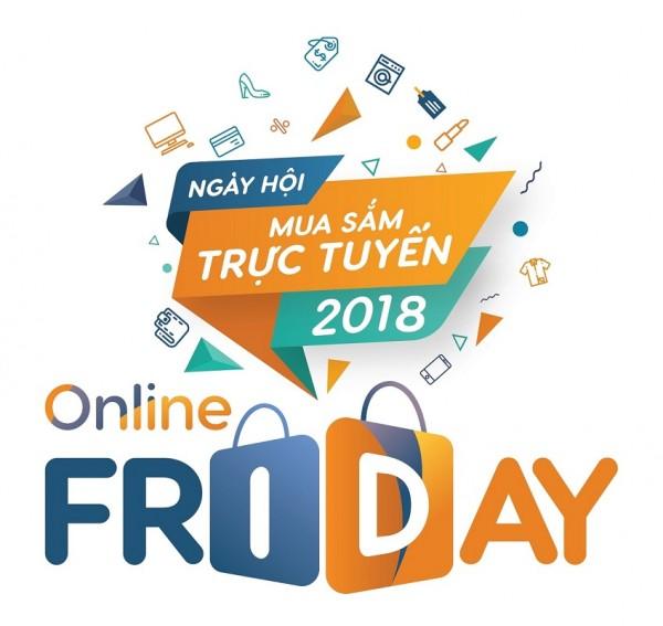 Online Friday 2018, sẽ có nhiều sản phẩm giá 0 đồng hoặc giảm sốc 80 - 90%