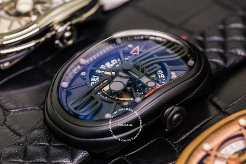 Đồng hồ Grimoldi Limited GTO BK MATT BK 612BK