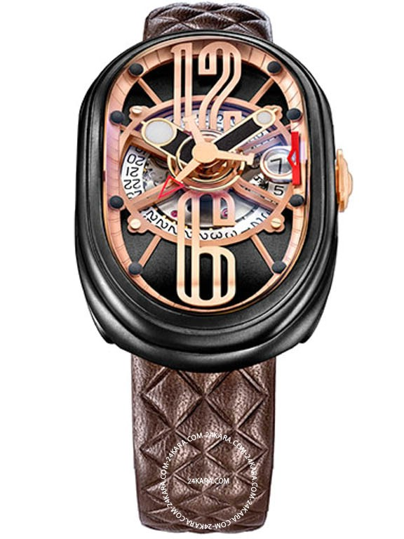 Đồng hồ Grimoldi Limited RKMTBK612PK