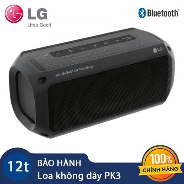 Loa Bluetooth LG Xboom Go PK3 chính hãng, bảo hành 12 tháng