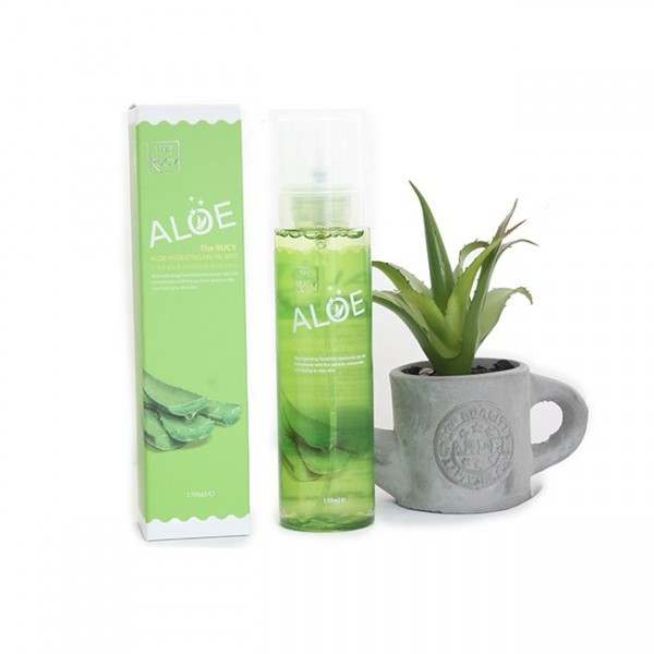 Xịt Khoáng The Rucy Aloe Hydrating Facial Mist