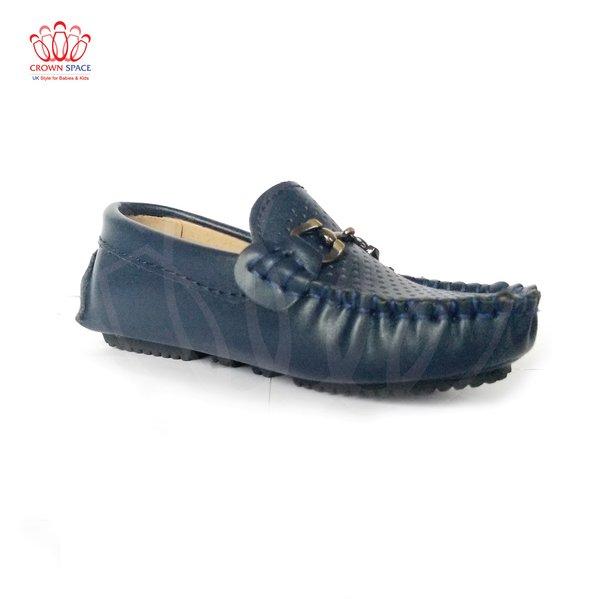 Giày lười bé trai Geoge Luis' Moccasin CRUK439