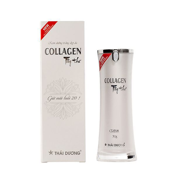 Kem dưỡng da ban ngày Collagen Tây Thi New