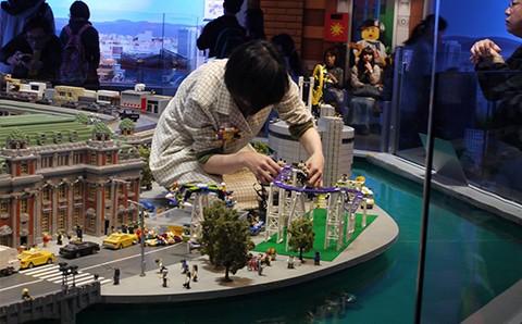 Vé Tham Quan Công Viên Chủ Đề Legoland Discovery Center Osaka