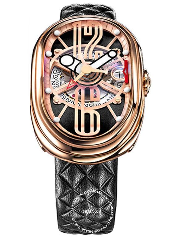 Đồng hồ Grimoldi Limited RGSHBK612PK