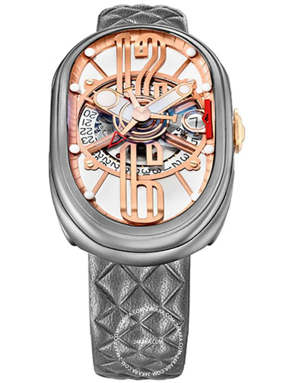 Đồng hồ Grimoldi Limited SSMTWH612PK