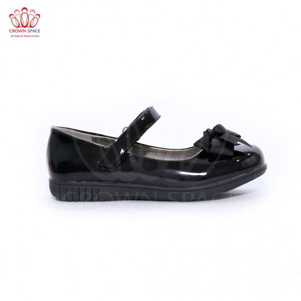 Giày búp bê bé gái Crown UK Basic Ballerina CB3012