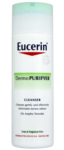 Sữa rửa mặt Eucerin Dermo PURIFYER Cleanser trị mụn