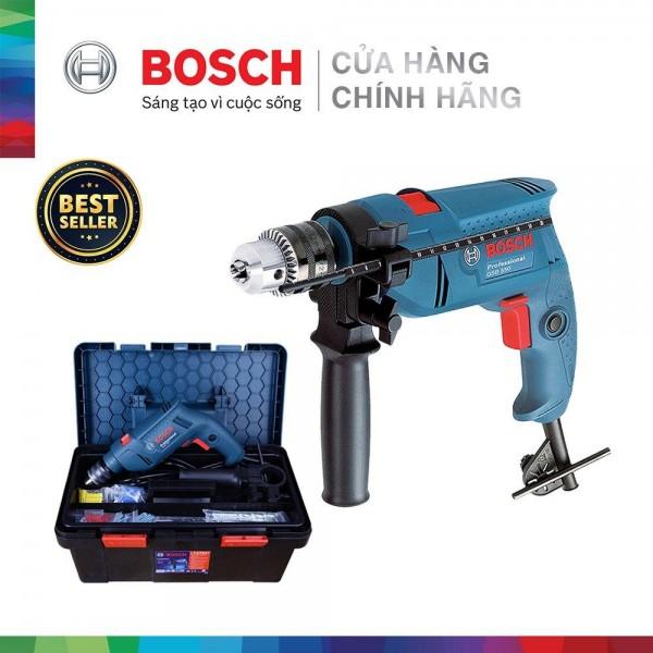 Bộ máy khoan Bosch GSB