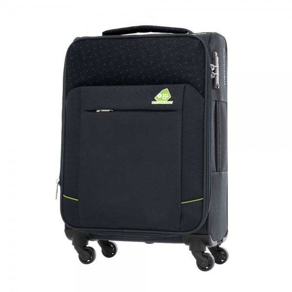 Vali vải Kamiliant DJ3*08007 Motivo TSA - Size Đại 81/30 Exp - Màu Xám