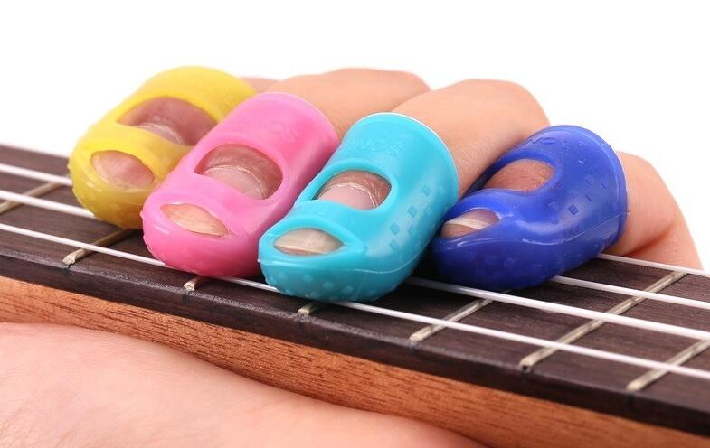 Bộ 4 miếng bảo vệ ngón tay đàn guitar PP-F30