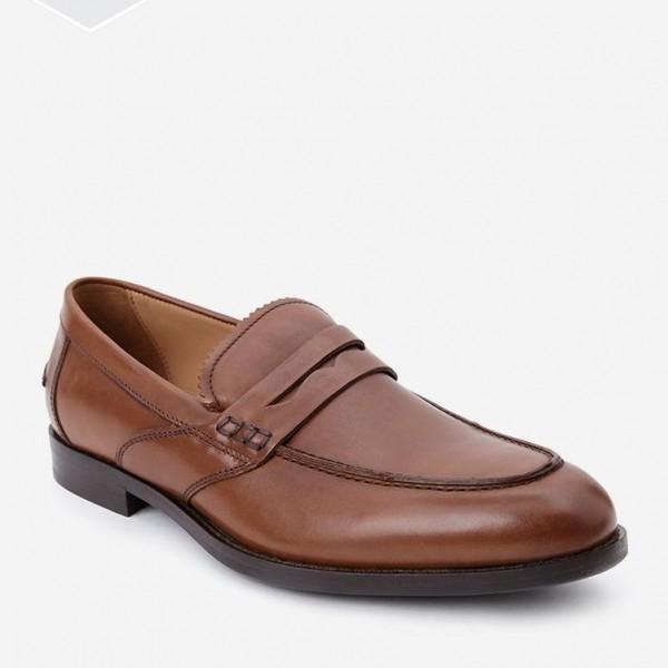 Giày tây Geox U Hampstead A - Smo.Lea